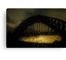 Light after tears... Canvas Print