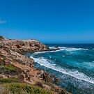 A view of the Ocean  by Gerard Rotse