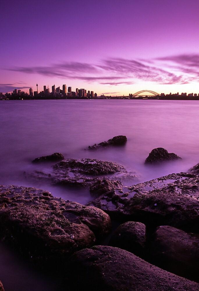 Mosman Seascape by Alex Lau