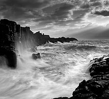 Bombo Beach by Alex Lau