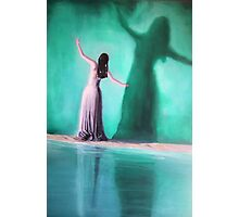 The Intoxication Of Shadows Photographic Print
