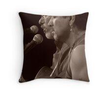James Keelaghan & Oscar Lopez Throw Pillow