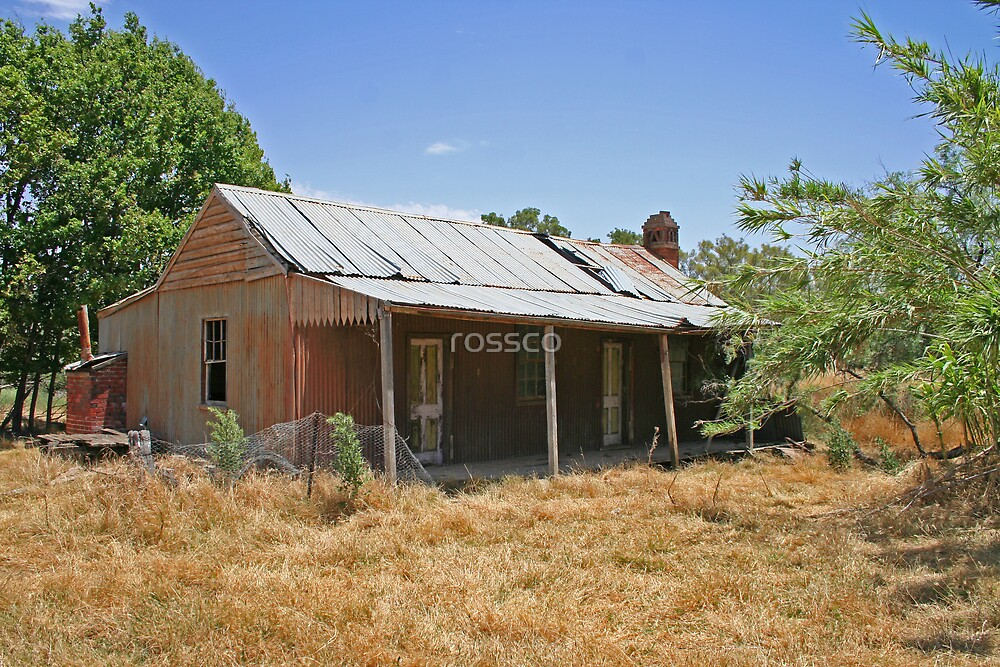 Maisey's House by rossco