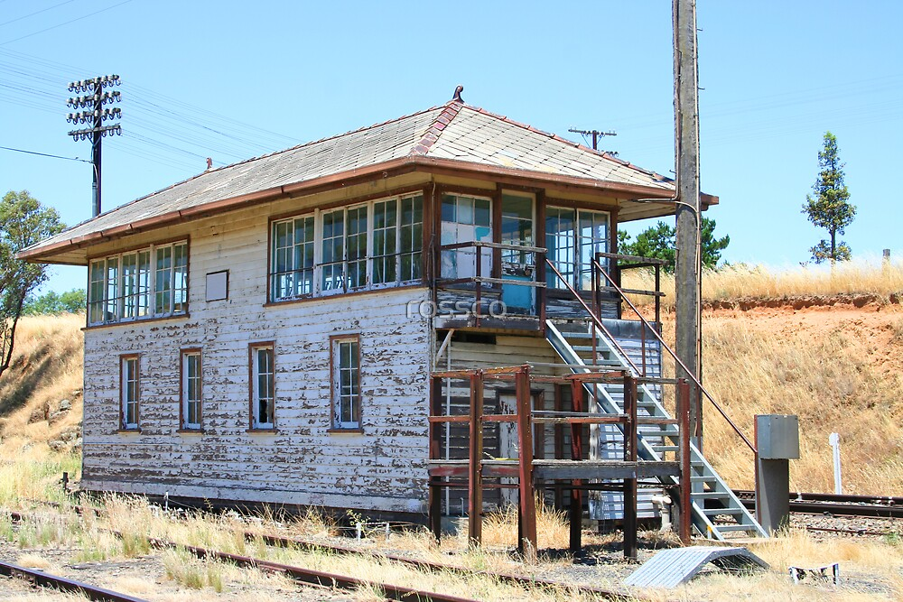 Demondrille Railway House by rossco