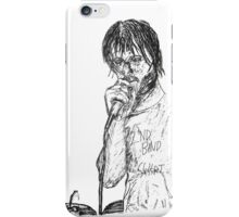 "Micheal ""Eyedea"" Larsen Portrait iPhone Case/Skin"