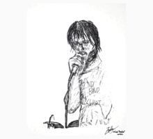 "Micheal ""Eyedea"" Larsen Portrait T-Shirt"
