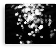 Light Bubbles 1762 Canvas Print