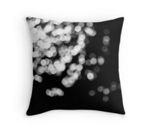 Light Bubbles 1759 Throw Pillow