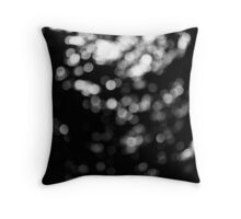 Light Bubbles 1765 Throw Pillow