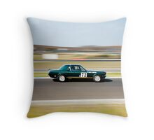 The Galloping Pony Throw Pillow