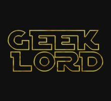 Geek Lord-Star Wars T-Shirt