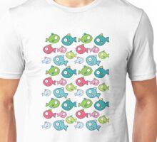 Little fishes Unisex T-Shirt