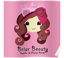 Briar Beauty Poster
