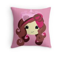 Briar Beauty Throw Pillow