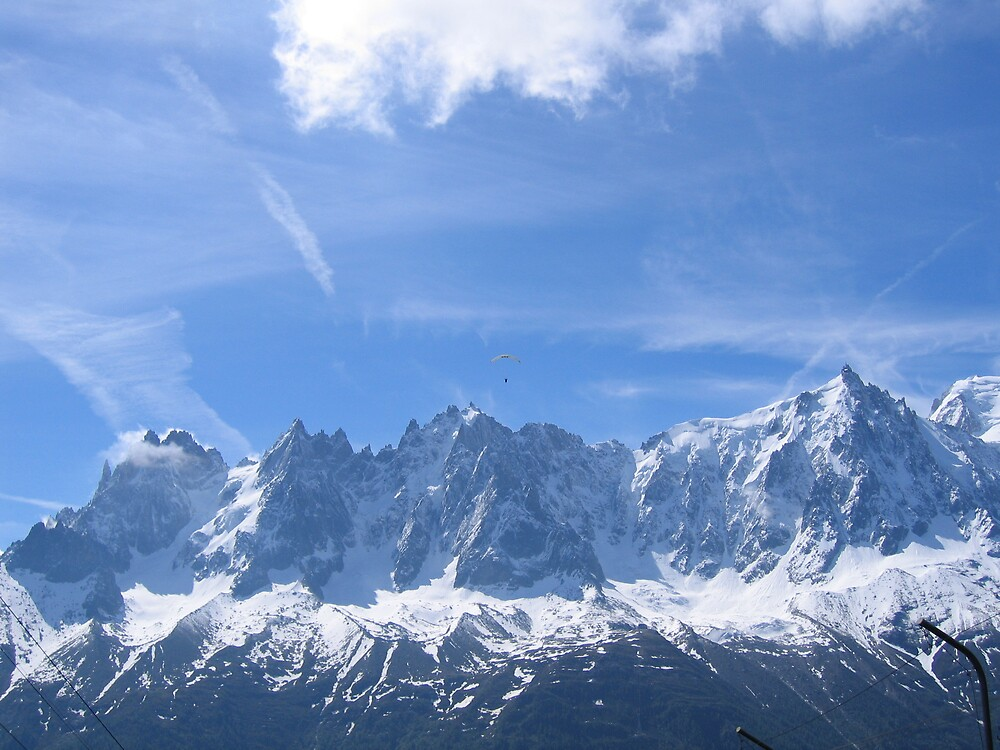 French Alps by Panther