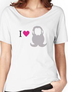 I love Balin Women's Relaxed Fit T-Shirt