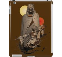 Raiders of the Twin Sun iPad Case/Skin