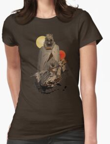 Raiders of the Twin Sun Womens Fitted T-Shirt