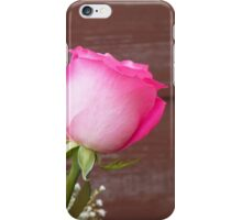 Pink Roses 3 iPhone Case/Skin