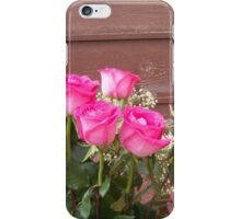Pink Roses 5 iPhone Case/Skin