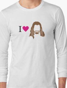 I love Fili Long Sleeve T-Shirt