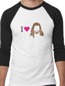 I love Fili Men's Baseball ¾ T-Shirt