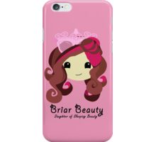 Briar Beauty iPhone Case/Skin