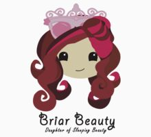 Briar Beauty One Piece - Short Sleeve