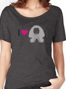I love Oin Women's Relaxed Fit T-Shirt