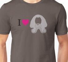 I love Oin Unisex T-Shirt