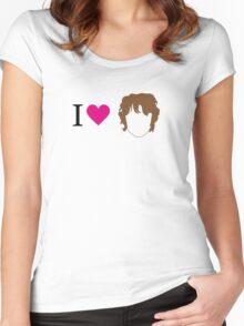 I love Bilbo Women's Fitted Scoop T-Shirt