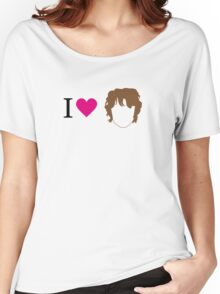I love Bilbo Women's Relaxed Fit T-Shirt