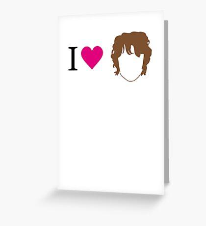 I love Bilbo Greeting Card