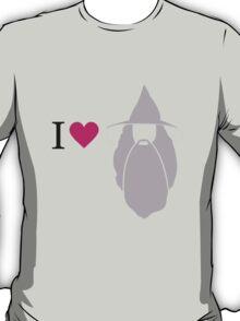 I love Gandalf T-Shirt