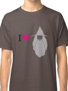 I love Gandalf Classic T-Shirt