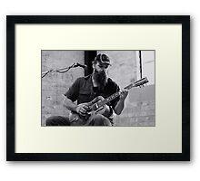 Hat Fitz 3 Framed Print