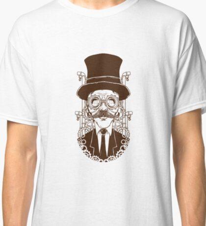Steampunk Gentleman Classic T-Shirt