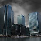 Londons Docklands by liberthine01