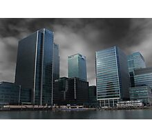 Londons Docklands Photographic Print