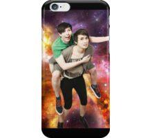 Dan And Phil Piggyback iPhone Case/Skin