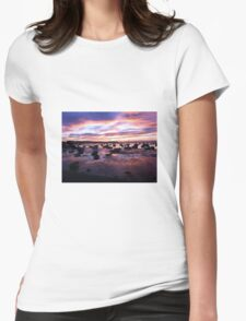Poole Harbour Womens Fitted T-Shirt