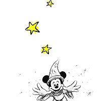Fantasia Stars by ChloeJade