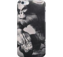 True Ogre  iPhone Case/Skin