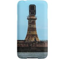 Roker Pier and Lighthouse Samsung Galaxy Case/Skin