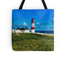 Souter Lighthouse Tote Bag