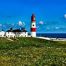 Souter Lighthouse by Trevor Kersley