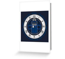 Doctor Who Legacy - 13 Doctors Greeting Card