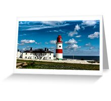 The Lighthouse Greeting Card