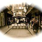 Melbourne in Sepia by Maryanne Fenech-Gatt