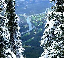 Banff by Robyn Lakeman